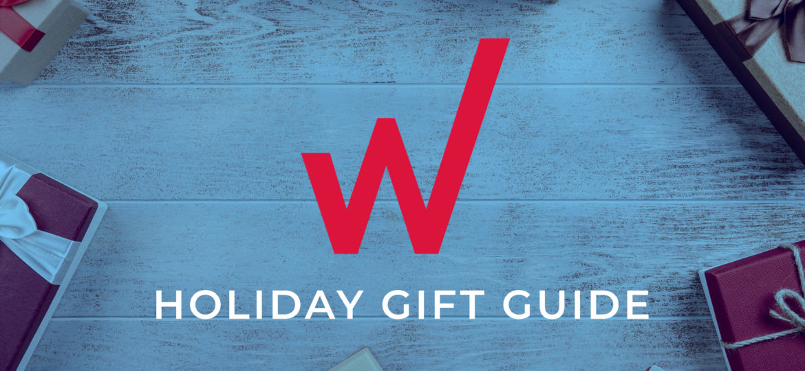 StratCommWorld gift guide presents