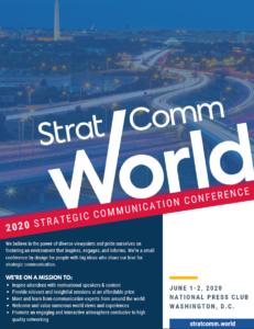 StratCommWorld Cover