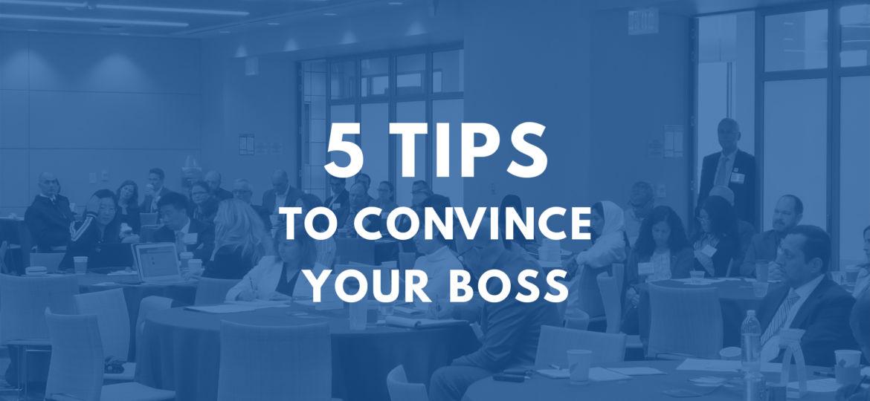 5 tips for boss