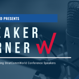 StratCommWorld Speaker Corner podcast